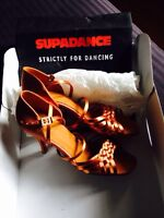 Ballroom Shoes with Bling for sale!!! ;)