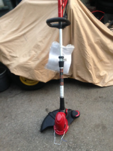 brand new never used toro electrical heavy duty trimmer