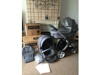 Stokke crusi full package with warranty