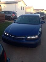2004 Chevy Impala; Perfect Condition