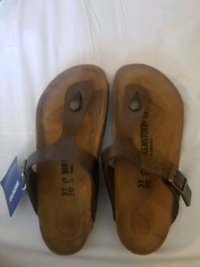 Brand New Birkenstocks Size 37 (6.5)