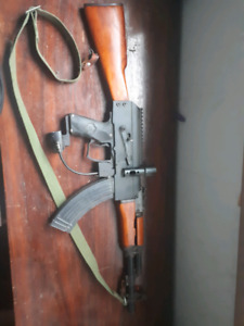 Ak paintball gun
