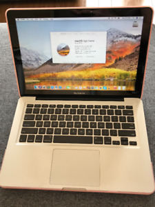 MacBook Pro (13-inch, Early 2011) macOS High Sierra + Paid Apps!