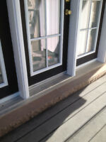 Window and Door Frame Repairs and Maintenance
