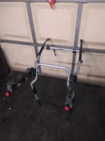 Thule 9104 clip on bike rack