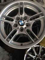 "Bmw 17"" M package mags"