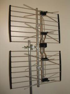 HDTV Antenna - 4-bay: $39.99