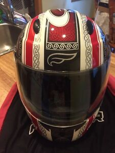 Fulmer S1 Chieftain Full Face Motorcycle Helmet