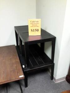 *** USED *** ASHLEY BIRSTROM COFFEE/END TABLES   S/N:51239407   #STORE945