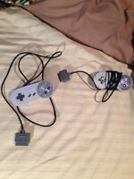 SNES controllers (generic)