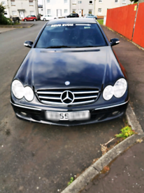 Mercedes clk220 breaking for parts
