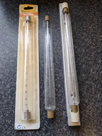 Strip light & spare bulbs