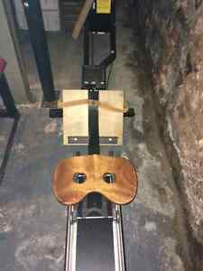 Concept 2 rowing machine model A