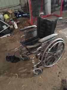 Free wheel chair Kitchener / Waterloo Kitchener Area image 1
