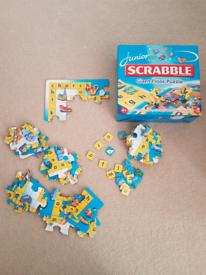 Scrabble Floor Puzzle