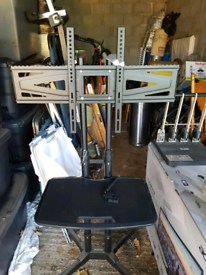 Very Heavy Duty TV Stand