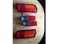 Land Rover Discovery 2 Rear Tail Lights Job Lot