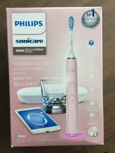 NEW Philips Sonicare DiamondClean Toothbrush 9500