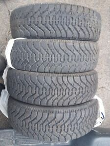 snow tires set of 4 plus plus