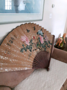 Authentic chinese wall fan