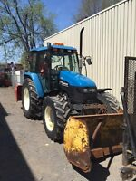 1998 new holland ts 100 Excellent condition