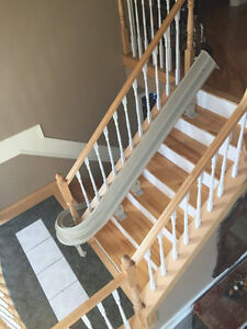 Stair lift for split entry, like new condition!