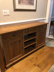 IKEA Stornas Buffet / Sideboard - antique stain