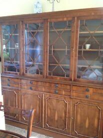 Yew dresser
