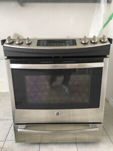 Complete Set GE Kitchen Appliances - less than 3 years old
