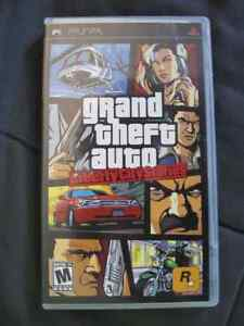 Grand Theft Auto Liberty City Stories for PSP