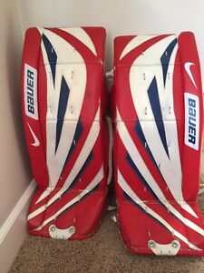 PRICE REDUCED: Bauer One95 Pro Goalie Pads