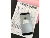 iphone Se 16gb Grey like new with waranty