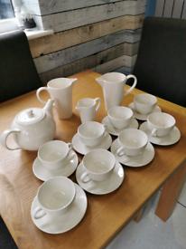 Tea set, Debanhems set, unused