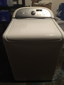 WASHER AND DRYER IN PERFECT CONDITION
