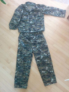 Camouflage pour Airsoft/Paintball MEDIUM