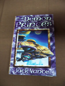 Demon Princes series by Jack Vance