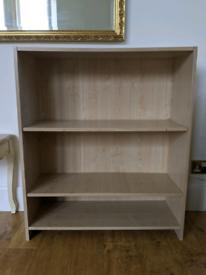 Book Shelf (white wooden)
