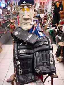 Reduced Price: Brian's Goalie Pads:$95