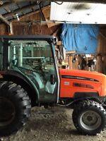 Tracteur Agco