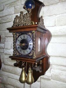 Smaller Dutch Zaanse Clock - NEW PRICE London Ontario image 2