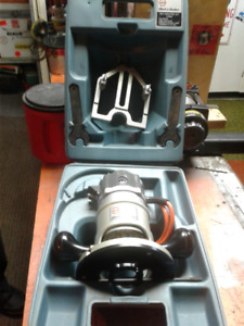 Black & Decker Router with Case
