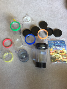 Magic bullet parts, some never used