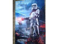 Star Wars Posters 4 Sale