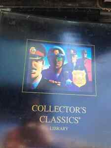 COLLECTOR'S CLASSICS POLICE FORCES OF ONTARIO LIBRARY BINDER