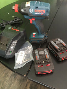 bosch impact driver brushless