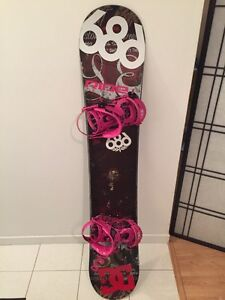Snowboard Ride DH2 LE (Limited Edition) 155cm