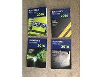 Blackstones police books Q&A 2016.