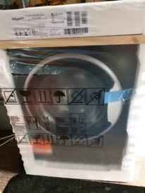 BNIB Black Hotpoint Washing Machine