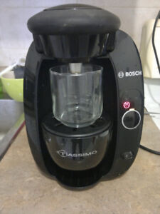 Bosch single cup coffee maker - FD 9010 - Tassimo