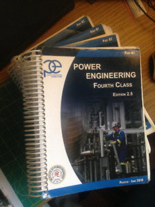 4th Class power engineering Cpet